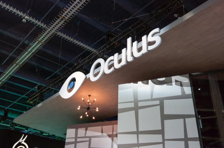 Oculus booth CES 2015