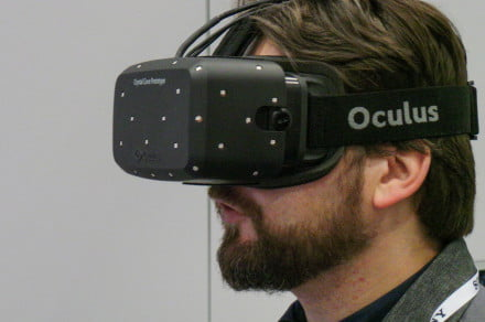 Oculus Rift Crystal Cove hands on