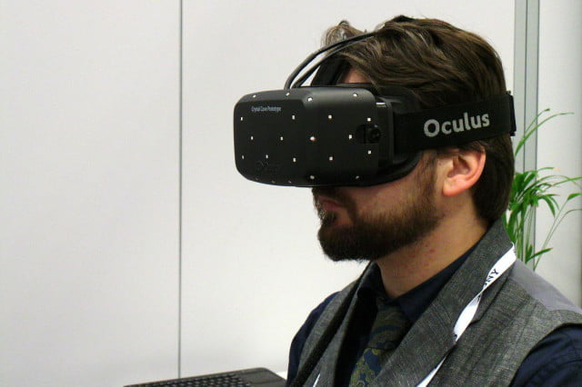 Oculus Rift Crystal Cove hands on 2