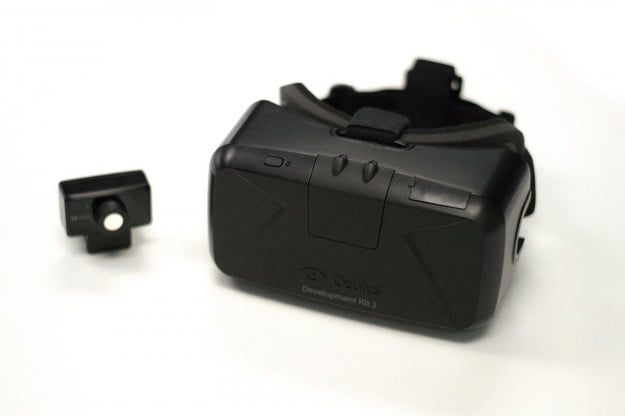 Oculus rift crystal cove with camera