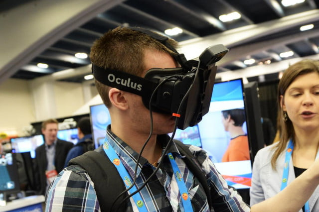 oculus rift augmented reality carpet gdc  feature