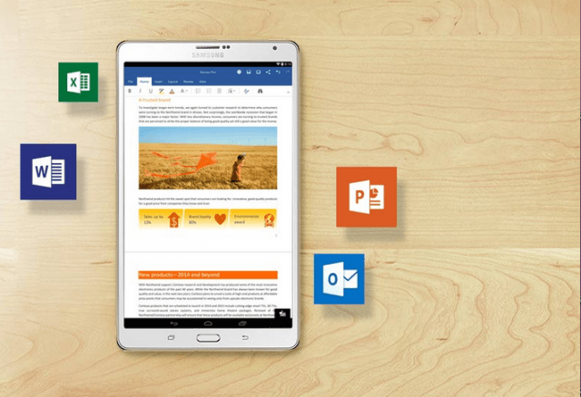 microsoft office ios android  million downloads on