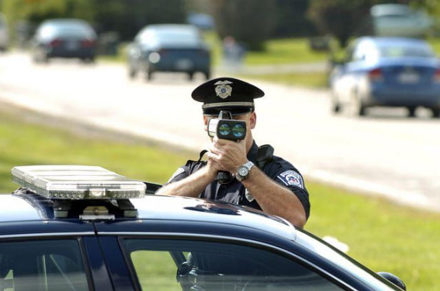 step away iphone virginia company developing radar gun help catch texting drivers police with