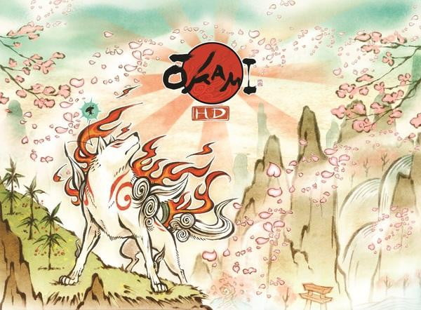 okami hd announced for playstation