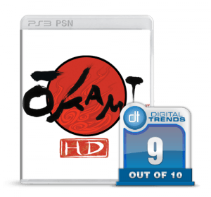 Okami-HD review