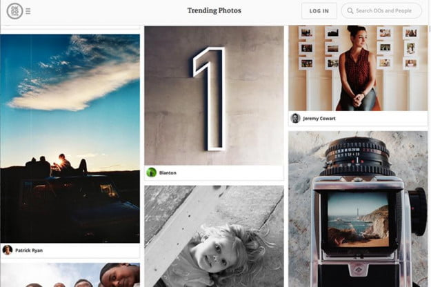 OkDoThis has a steady stream of trending images to help inspire you.