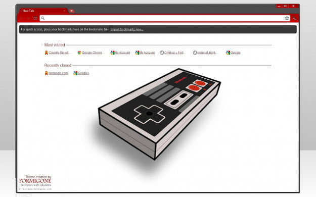 Old School NES Theme