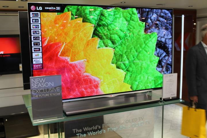 oled vs led which is the better tv technology burn in