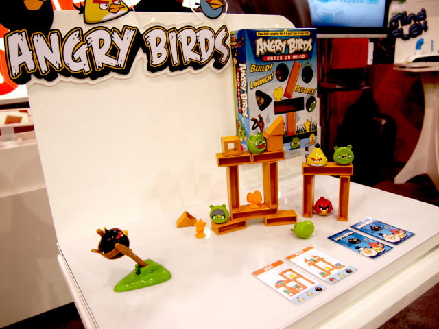Angry Birds toys