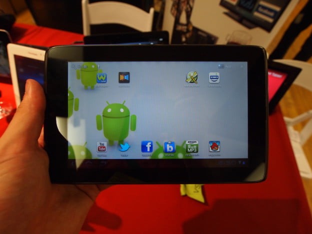 ViewSonic ViewPad 7x tablet
