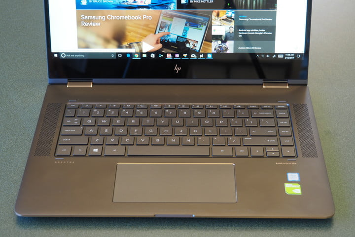hp spectre x  review