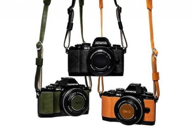 olympus presents three colorful special editions om d e m  fashion conscious