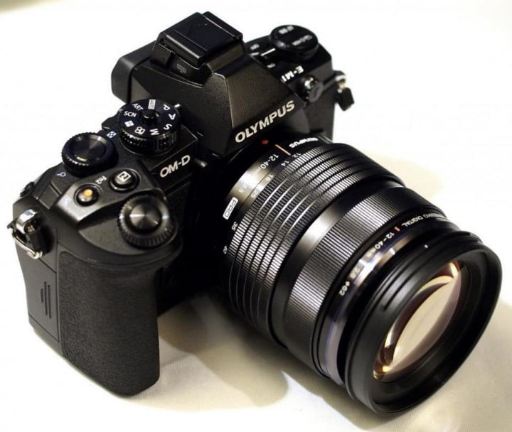 New Olympus cameras like the OM-D E-M1 already use sensors made by Sony. Further sharing of parts in the future is a possibility.