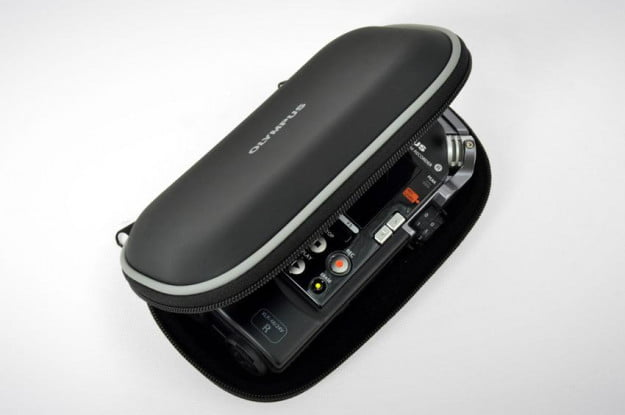 olympus ls 100 review case