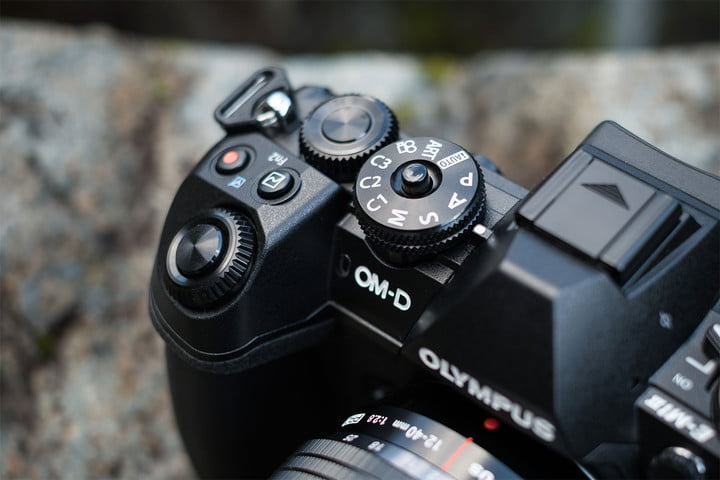 olympus om d e m  mark ii review