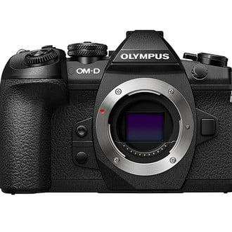 olympus om d e m  mark ii review product