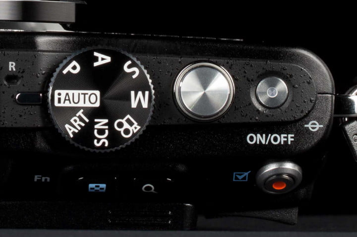 olympus pen e pl  review controls