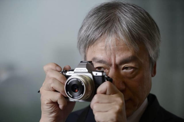 olympus using more sony camera components to cut costs sasa