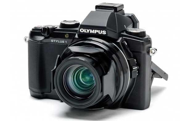 olympus stylus  review front