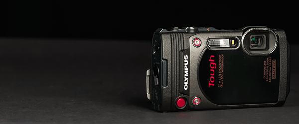 Whether you're daring or just careless, Olympus makes a cam you can't kill