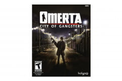 omerta city of gangsters review cover art