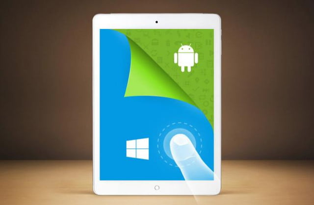 pipo made dual boot tablet onda v