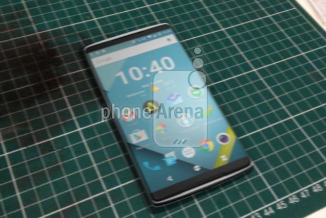 OnePlus 2 Leaked Image Front