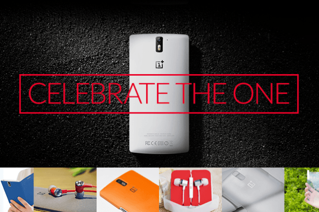 oneplus first birthday deals giveaway one