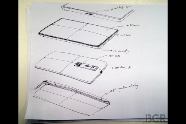 OnePlus One sketch BGR