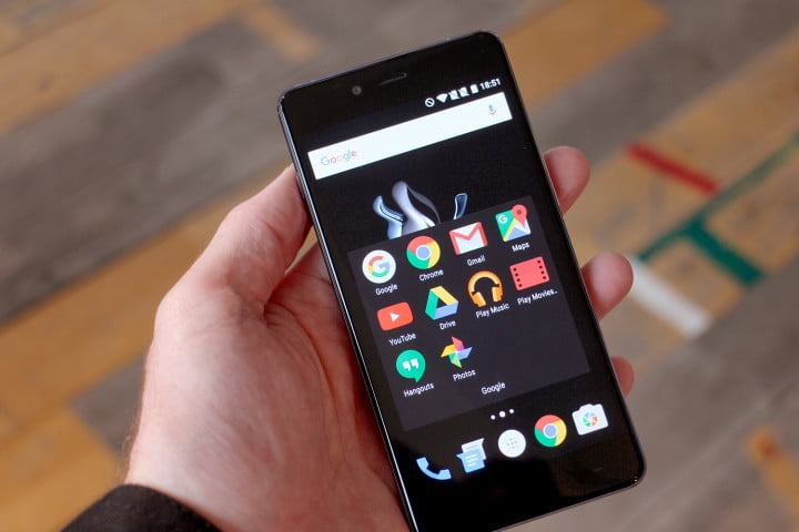 oneplus x hands on