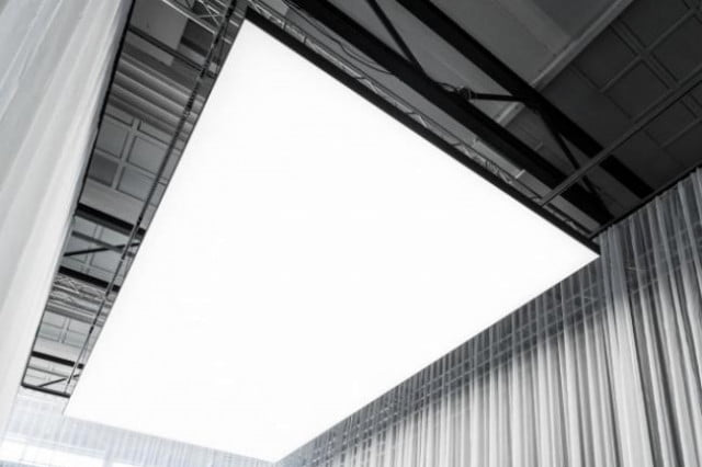 philips onespace turns ceiling to softbox