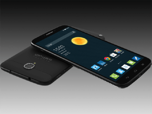alcatel announces onetouch hero  ifa onetouchhero new