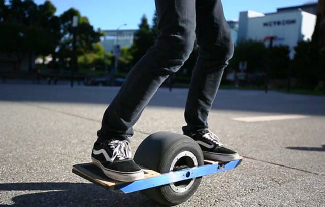 awesome tech cant buy yet ces  edition onewheel
