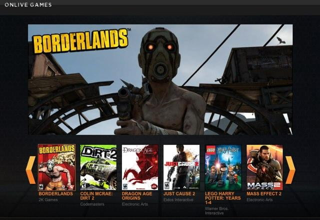 onlive coming to playstation