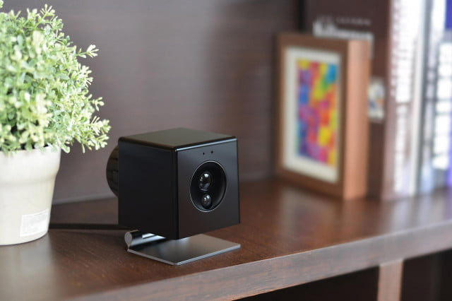 oomi connects your smart home with tap and touch tech connected system cube darkwood