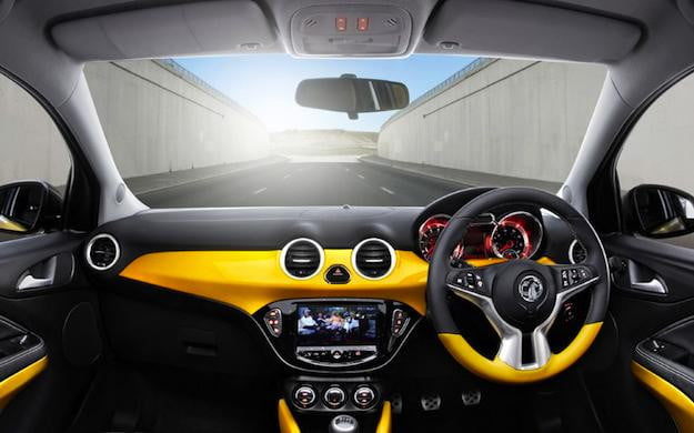 Opel Adam Interior