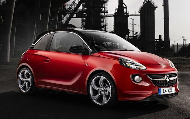 Opel Adam Red
