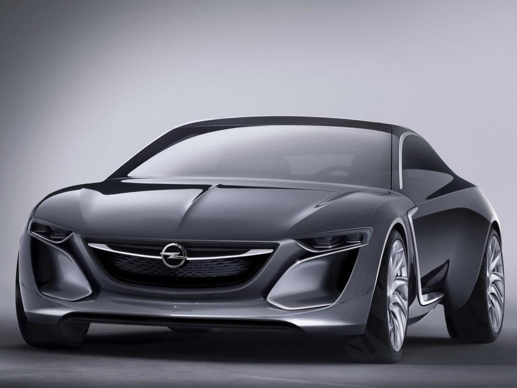 frankfurt preview opel monza hybrid concept is all about me and us