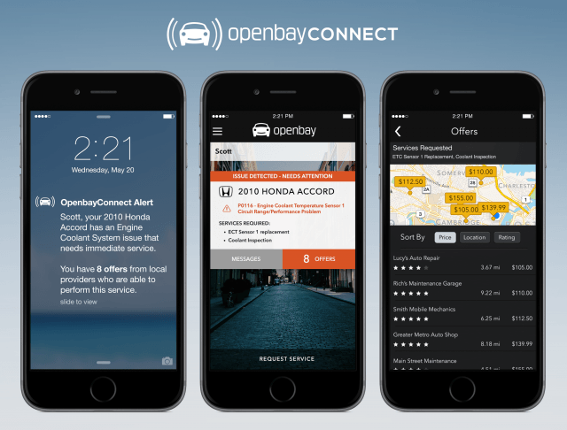 Openbay Connect