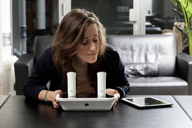 smelly emails ophone offers scents with mobile messages