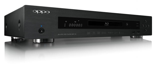 Oppo BDP-103 blu-ray player