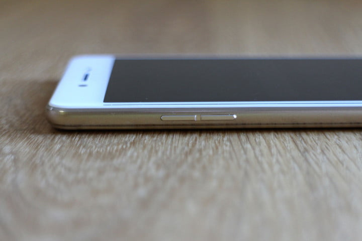 oppo f  review side buttons