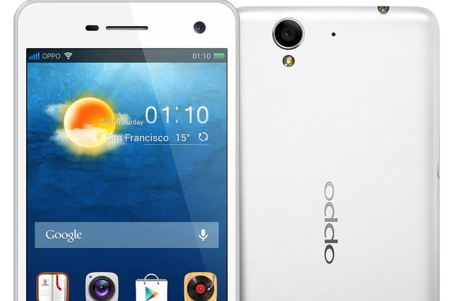 find  smartphone teased by oppo r
