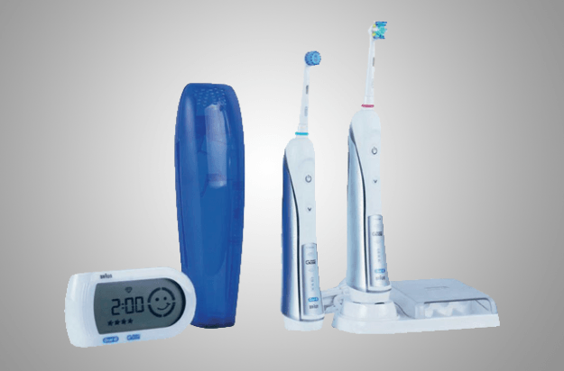 Oral-B Professional Healthy Clean & Floss Action Precision 5000