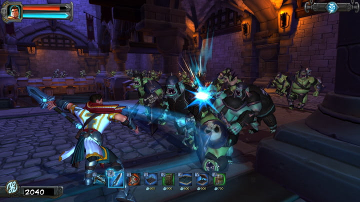 hands on with orcs must die my favorite little game at e  robot