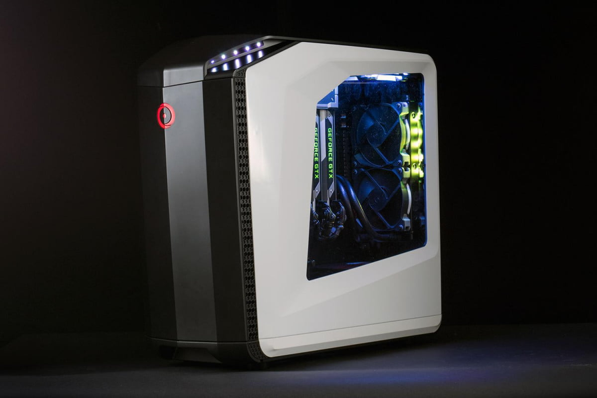 heres what you need to know about buying a custom built pc origin genesis gaming desktop review front side case lights