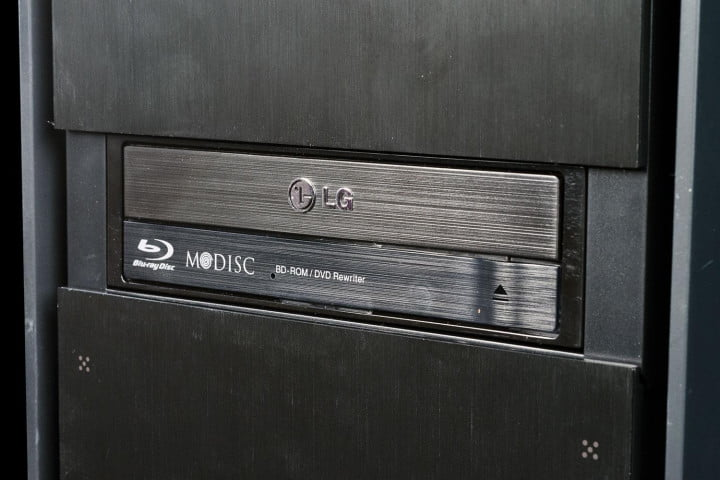 origin millennium review disc drive macro