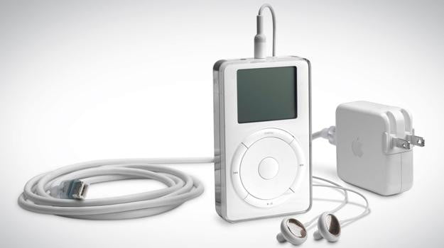 first generation ipod apple