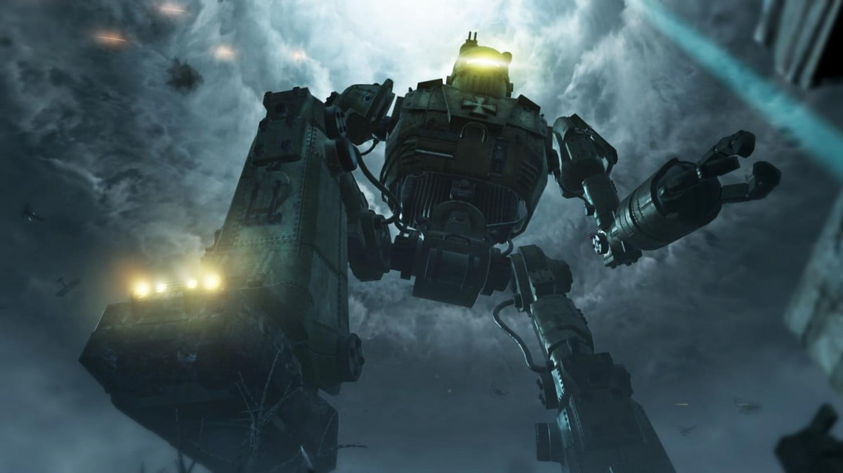 tips for surviving the apocalypse in call of duty black ops  origins german robot