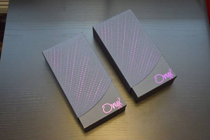 orion onyx hands on